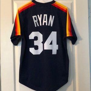 Mitchell & Ness Nolan Ryan Astros Jersey